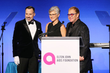Elton John 14th Annual Elton John AIDS Foundation and Enduring Vision Benefit - Show