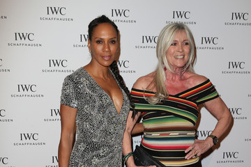 Elvira Lang Netzer IWC Schaffhausen at SIHH 2016 - 'Come Fly With Us' Gala Dinner
