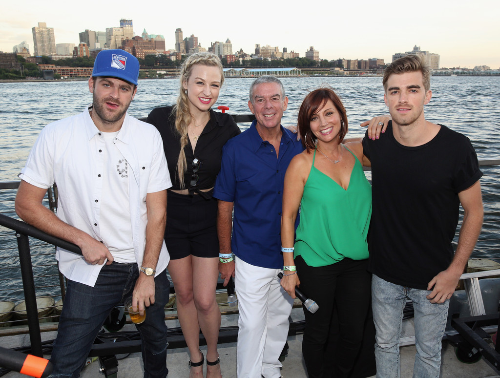 Elvis duran and the morning show end of summer bash 2015 zimbio