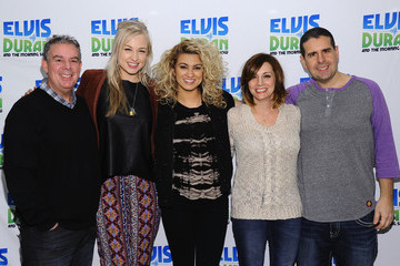 "Elvis Duran Tori Kelly Visits ""The Elvis Duran Z100 Morning Show"""