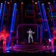 "Elvis Presley ""EXTRAVAGANZA - The Vegas Spectacular"" Show Reopens As Las Vegas Entertainment Attempts Comeback Amid Pandemic"