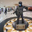 Elvis Presley Nevada Casinos Reopen For Business After Closure For Coronavirus Pandemic