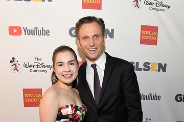 Em Gentry 2017 GLSEN Respect Awards - Los Angeles - Inside