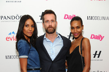 Emanuela De Paula The Daily Front Row And Modelinia Present The Models Issue Party  - Arrivals - Fall 2014 Mercedes - Benz Fashion Week