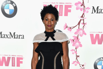 Emayatzy Corinealdi  Women in Film 2017 Crystal + Lucy Awards Presented by Max Mara and BMW - Arrivals