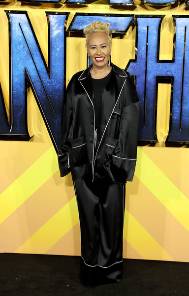 'Black Panther' European Premiere - Red Carpet Arrivals