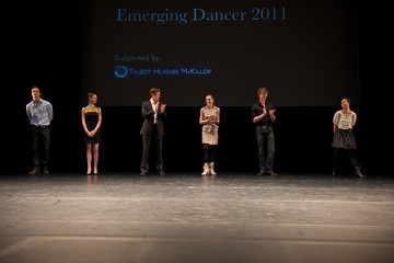 James Streeter Emerging Dance Competition
