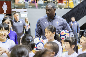 Emile Heskey Premier League Asia Trophy Skills Session