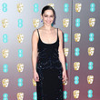 Emilia Clarke EE British Academy Film Awards 2020 - Red Carpet Arrivals