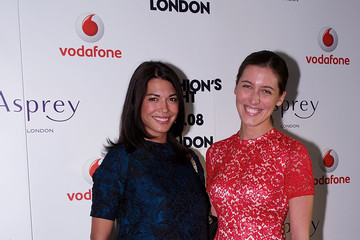 Emilia Wickstead Vodafone FNO Activity