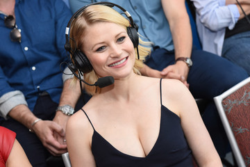 Emilie De Ravin SiriusXM's Entertainment Weekly Radio Channel Broadcasts From Comic-Con 2016 - Day 3