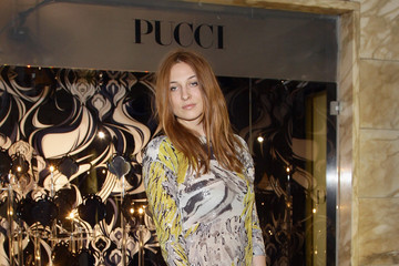 Luisa Orsini Emilio Pucci Hosts Felice Limosani Installation Cocktail Party - Milan Design Week 2011