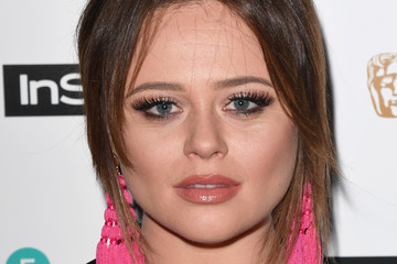 Emily Atack EE InStyle Party - Red Carpet Arrivals