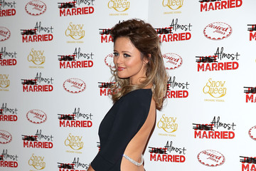 Emily Atack 'Almost Married' Screening in London