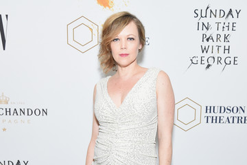 Emily Bergl 'Sunday in the Park With George' Broad Way Opening Night - Arrivals & Curtain Call