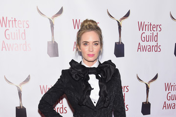 Emily Blunt 71st Annual Writers Guild Awards - New York Ceremony - Arrivals