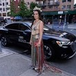 Emily Bode Audi Celebrates the 2021 Met Gala as the Official Electric Vehicle Partner