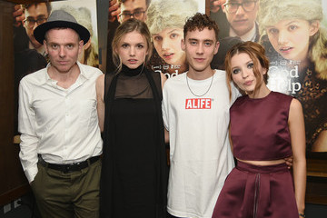 Emily Browning 'God Help the Girl' Screening in NYC