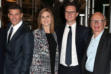 Emily Deschanel Fox Celebrates 'Bones' 200th Episode