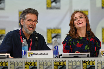 Emily Deschanel 'Bones' Panel at Comic-Con