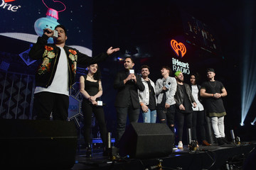 Emily Estefan Y100's Jingle Ball 2016 - SHOW