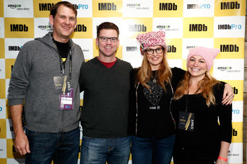 Emily Glassman The IMDb Studio at the 2017 Sundance Film Festival Featuring the Filmmaker Discovery Lounge, Presented by Amazon Video Direct: Day Two - 2017 Park City