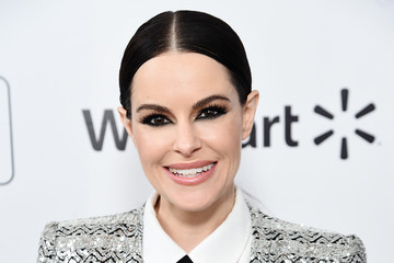 Emily Hampshire 28th Annual Elton John AIDS Foundation Academy Awards Viewing Party Sponsored By IMDb, Neuro Drinks And Walmart - Red Carpet