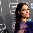 Emily Hampshire 25th Annual Critics' Choice Awards - Red Carpet