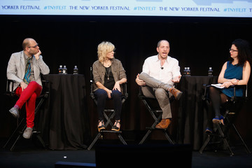 Emily Nussbaum The New Yorker Festival 2016 - 'Crazy Funny: Mental Health and TV Comedy'