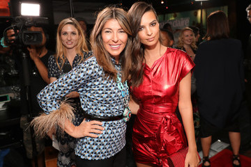 Emily Ratajkowski Marie Claire Celebrates 'Fresh Faces' with an Event Sponsored by Maybelline - Arrivals