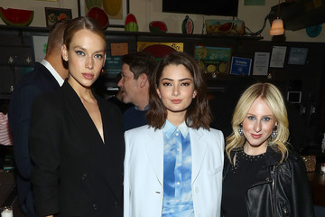 Emily Robinson Michael Kors Celebrates David Downton Collaboration With Dinner in New York City