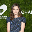 Emily Robinson God's Love We Deliver, Golden Heart Awards - Arrivals