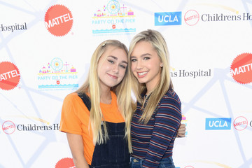 Emily Skinner UCLA Mattel Children's Hospital's 19th Annual 'Party on the Pier'