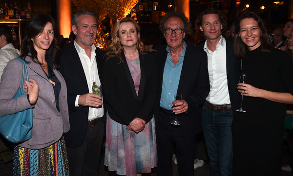 National Geographic's Premiere Screening of 'Genius' in London - Reception
