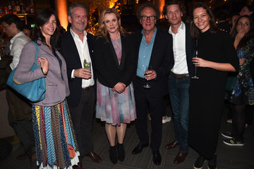 Emily Watson National Geographic's Premiere Screening of 'Genius' in London - Reception