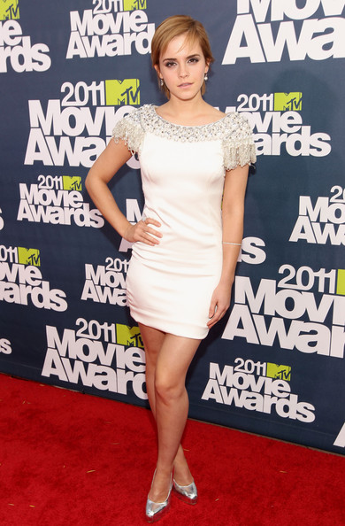 emma watson mtv movie awards 2011 after party. 2011 MTV Movie Awards - Red