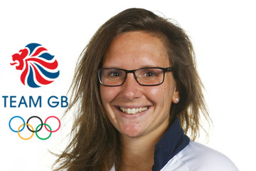 Emma Barton Team GB Kitting Out Ahead of Rio 2016 Olympic Games