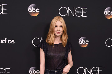 Emma Booth Stars Attend The 'Once Upon A Time' Series Finale Screening