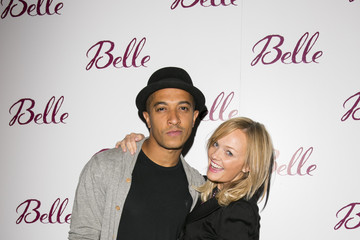 Emma Bunton Jade Jones 'Belle' Afterparty