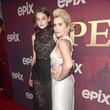 Emma Corrin Los Angeles Premiere Of Epix's 'Pennyworth' - Red Carpet