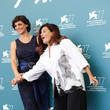 "Emma Dante ""Le Sorelle Macaluso"" Photocall - The 77th Venice Film Festival"