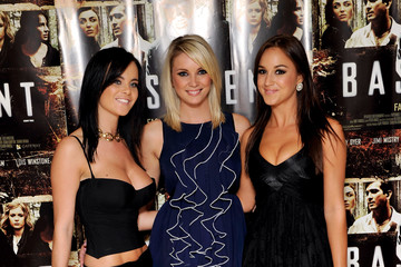 Emma Glover Basement - UK Film Premiere - Outside Arrivals