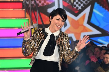 Emma Heming Willis Celebrity Big Brother - Contestants Enter The House