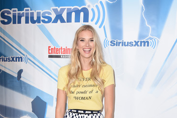 Emma Ishta SiriusXM's Entertainment Weekly Radio Channel Broadcasts From Comic Con 2017 - Day 1