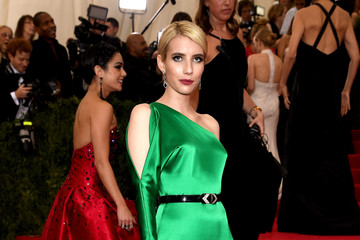 Emma Roberts 'China: Through The Looking Glass' Costume Institute Benefit Gala - Arrivals