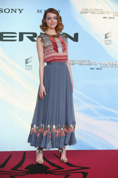 Emma Stone - 'The Amazing Spider-Man 2' Premieres in Berlin