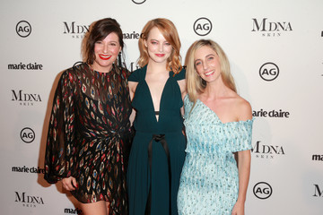 Emma Stone Marie Claire's Image Maker Awards 2018 - Arrivals
