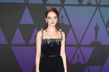 Emma Stone Academy Of Motion Picture Arts And Sciences' 10th Annual Governors Awards - Arrivals