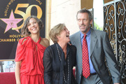 Hugh Laurie and Maggie Gyllenhaal Photos Photo