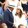 Emma Watson Day Twelve: The Championships - Wimbledon 2018